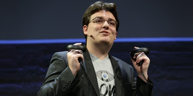Oculus Co-Founder and Rift Creator Palmer Luckey Leaves Facebook