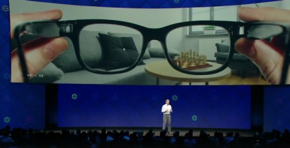 Oculus' Michael Abrash says 'Full AR' Enabled Glasses Will Change the World