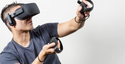 Nearly Every New Rift Owner Has Bought Touch Controllers, says Oculus