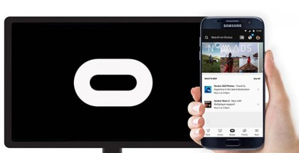 Oculus Adds Chromecast Support for the Gear VR