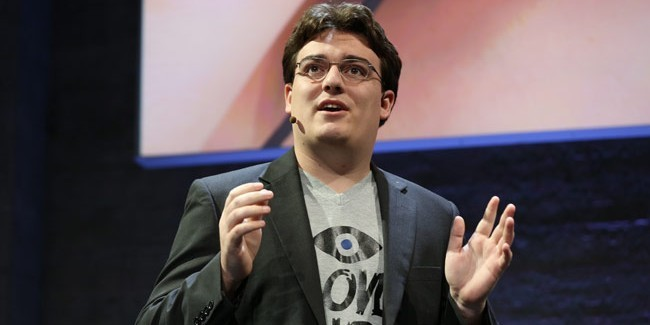 Oculus Founder Palmer Luckey's New Startup Is Developing Advanced Border Surveillance Technology