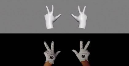 Oculus Shows Advanced Hand Tracking Prototype Gloves in Action