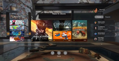 Oculus 1.17 Update Lets You Launch SteamVR Apps from Oculus Home