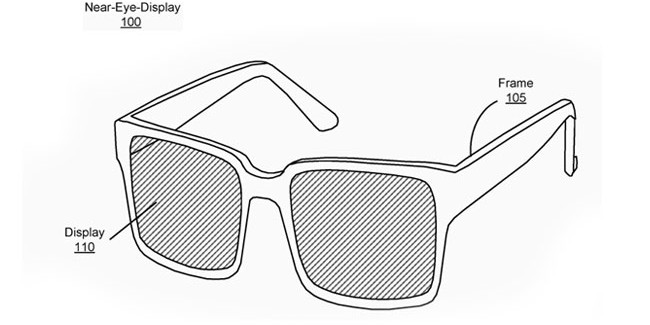 Oculus Patent Reveals New Details for it's Pair of Augmented Reality Glasses
