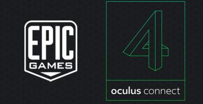 Epic Games Announces Plans to Attend Oculus Connect 4