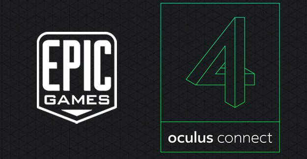 Epic Games Announces Plans to Attend Oculus Connect 4
