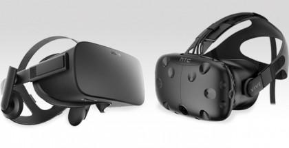 Steam Survey Shows Oculus Rift Gaining Market Share Over HTC Vive