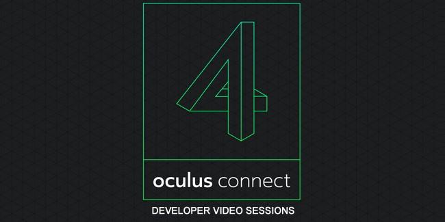 Oculus Connect 4 Developer Session Videos Now Online – Part 1