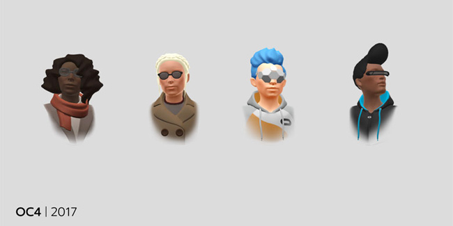 Oculus Avatars OC4