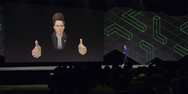 Oculus Reveals Improved 'Avatars' with Cross-Platform Support Coming in 2018