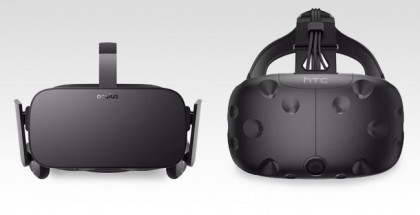 Oculus Rift Continues to Gain Market Share Over HTC Vive on Steam