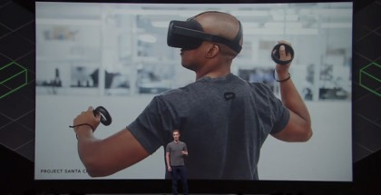 Oculus 'Santa Cruz' Standalone Prototype Will Ship Next Year to Devs
