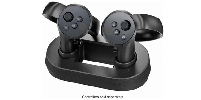 Insignia Releases Charging Station for Oculus Touch Motion Controllers