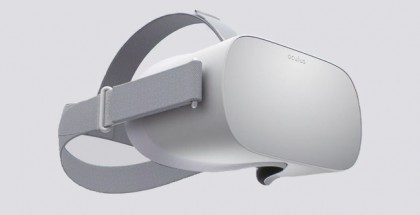 TIME Names Oculus Go as One of the Best Inventions of 2017