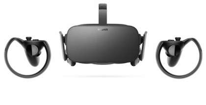 Amazon Holiday Deal: Save $50 on Oculus Rift and Touch Controller Bundle