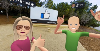 Facebook Hires AltSpaceVR CEO Eric Romo as Social VR Product Director