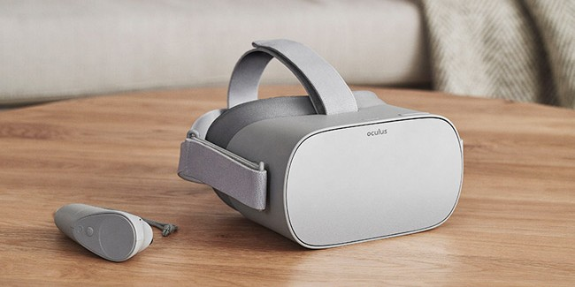 FCC Listing for Oculus Go Headset Suggests 32GB and 64GB Models
