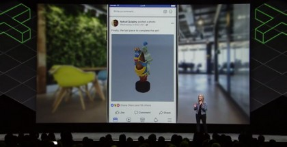 Facebook Makes it Easier to Share Richer, Higher-Quality 3D Content