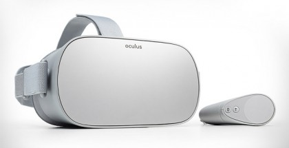 Oculus Go Retail Box Appears in Leaked Photo, Launch Expected Soon
