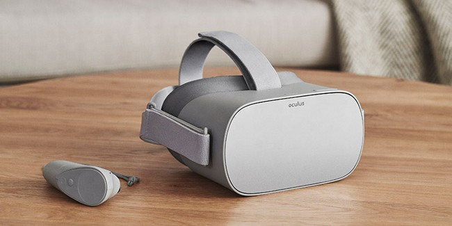 Oculus Go Will Support 72Hz Mode and Use Fixed Foveated Rendering