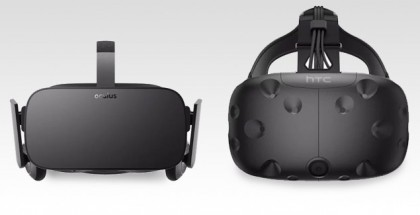 Oculus Rift Takes Lead Over HTC Vive in Market Share on Steam for First Time