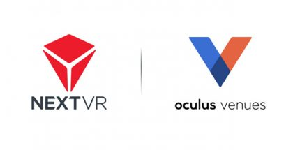 NextVR and Oculus Partner to Bring Live VR Events to 'Oculus Venues'