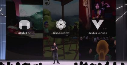 Oculus Introduces New Flagship Social Apps Rooms, Venues, and TV