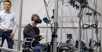 Oculus Research Is Now Renamed to 'Facebook Reality Labs'