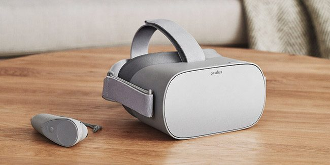 Oculus Go Listed on Amazon, Best Buy Shelves Prepare for Launch