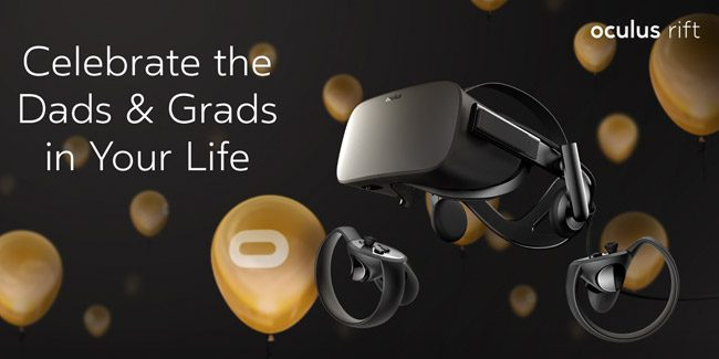 Oculus Offers $75 In-Store Credit with Every New Rift Purchase
