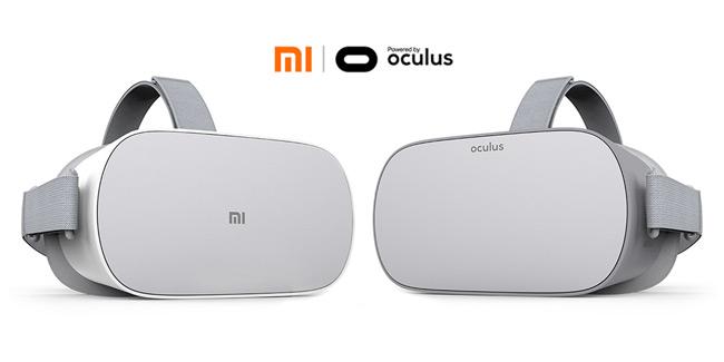 Xiaomi Mi VR and Oculus Go