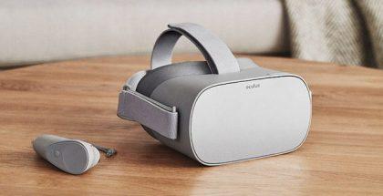 Oculus Begins Shipping $299 Oculus Go Business Bundle