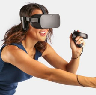 Amazon Prime Day Offers $50 Off Oculus Rift and Touch Controller Bundle