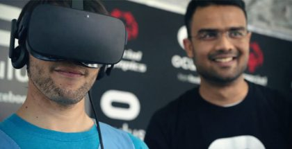 Oculus Partners with the Special Olympics to Support More Inclusion
