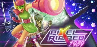 Retro-Inspired VR Game 'Pixel Ripped 1989' Now Available on Oculus Store
