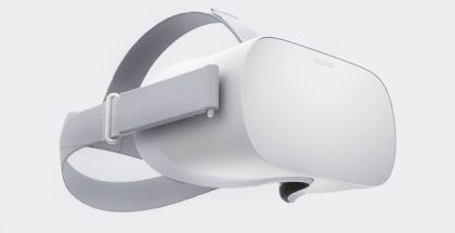 Oculus Go Launch Partners Receive Go-Shaped Trophies