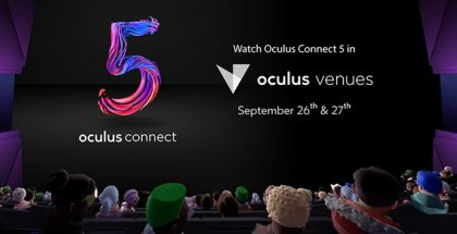 Oculus Will Livestream OC5 in Oculus Venues on Go and Gear VR