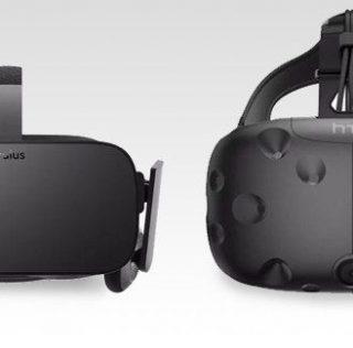 Oculus Rift Widens Gap Over HTC Vive in August Steam Hardware Survey