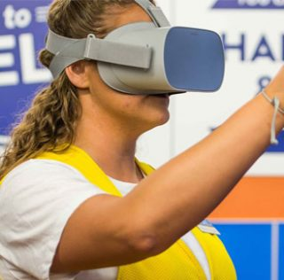 Walmart is Putting 17,000 Oculus Go Headsets in Stores to Train Employees