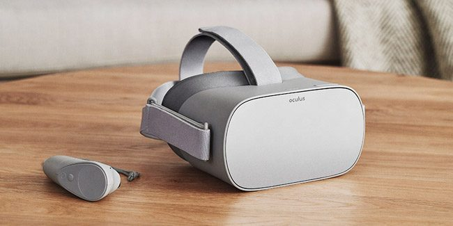 Oculus Go Can Now Screen Cast VR Sessions to Other Devices