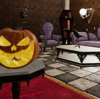 Oculus Medium Annual Halloween Pumpkin Sculpting Contest