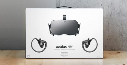 Oculus Rift + Touch Bundle Discounted to $349.99 for Black Friday 2018
