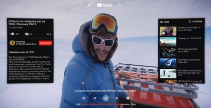 'YouTube VR' Is Finally Available on Oculus Go