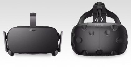 Oculus Rift Leads Over HTC Vive in December Steam Hardware Survey