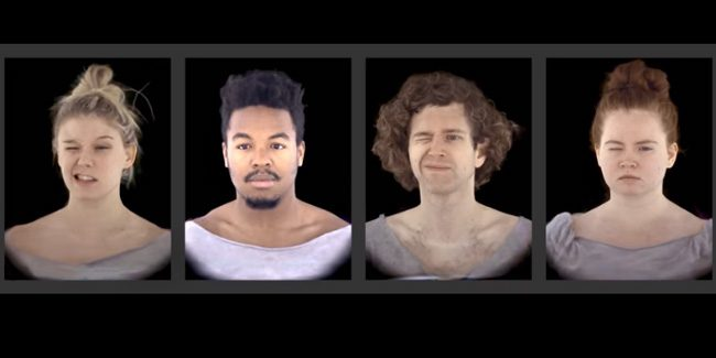Facebook Reality Labs is Working on Real-Time, Lifelike Avatars