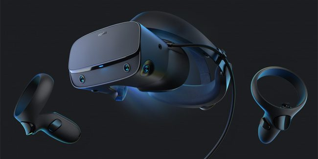 Oculus Unveils $399 Rift S Headset with Higher Resolution and Built-in Tracking