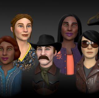 Oculus 'Expressive Avatars' Update Brings More Lifelike Avatars to VR