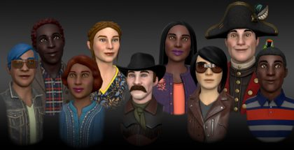Oculus 'Expressive Avatars' Update Brings More Lifelike Avatars to VR