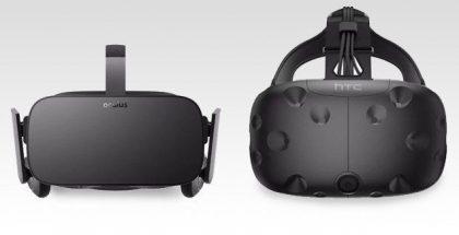 Rift / Vive Gap Tighten in April Steam Hardware Survey as Windows VR Crosses 10%