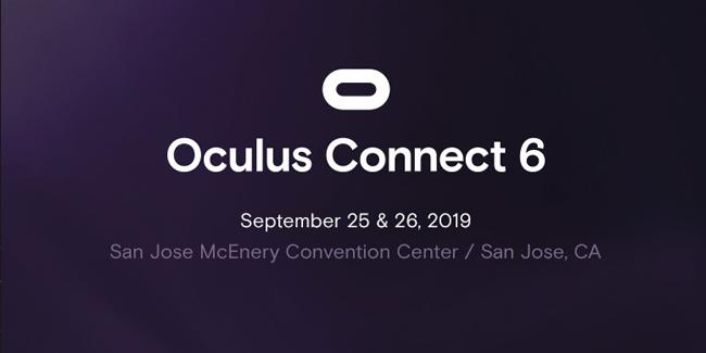 oculus connect 6